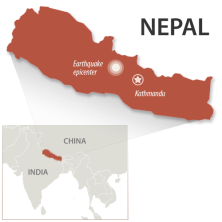 nepal-map-earthquake